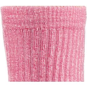 Smartwool Light Cushion 1/4 Crew Sokken Kinderen, roze